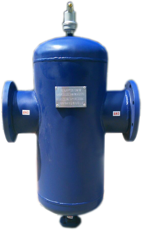 气室独特设计使杂质不能进入自动排气阀   4.图片